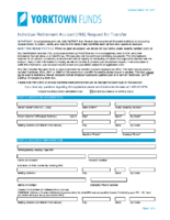 Yorktown Funds: Applications + Forms | Yorktown Funds