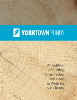 """Yorktown """"At a Glance""""A quick look at our family of offerings."""
